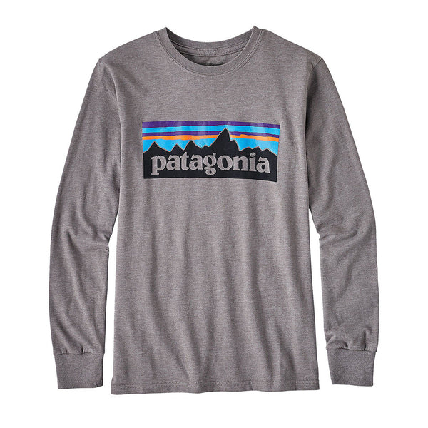 BOYS' Long Sleeved P-6 Logo T-Shirt - FINAL SALE