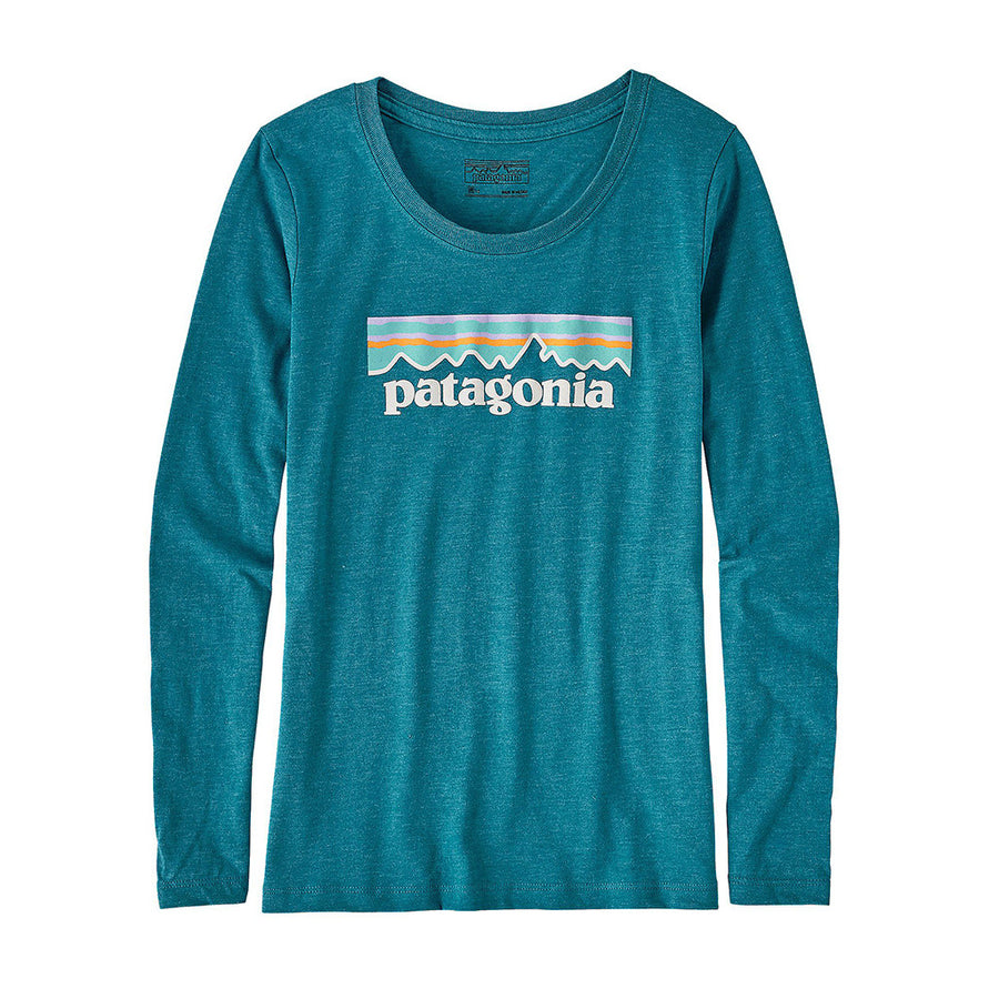 patagonia girls long sleeved t shirt