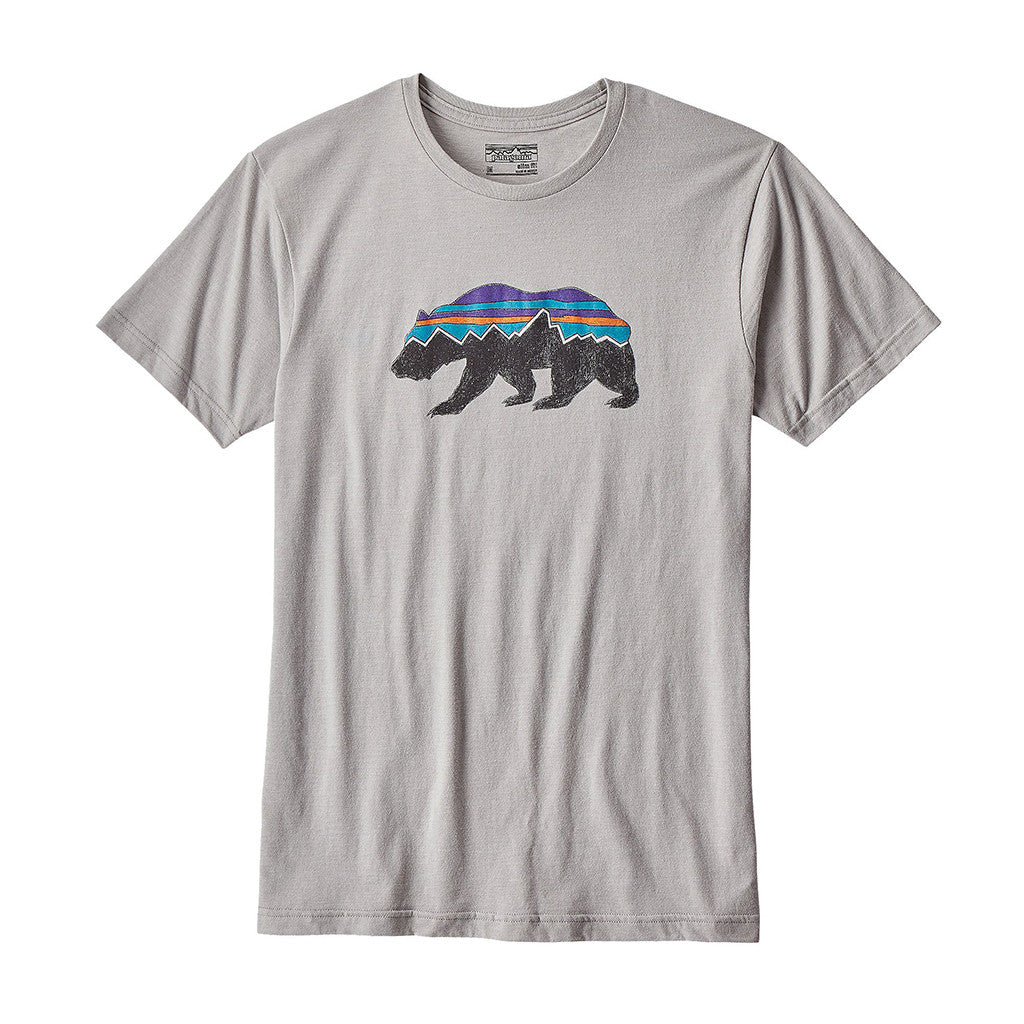5bf0c1a4 Patagonia | Men's Fitz Roy Bear T-Shirt - Tide and Peak Outfitters