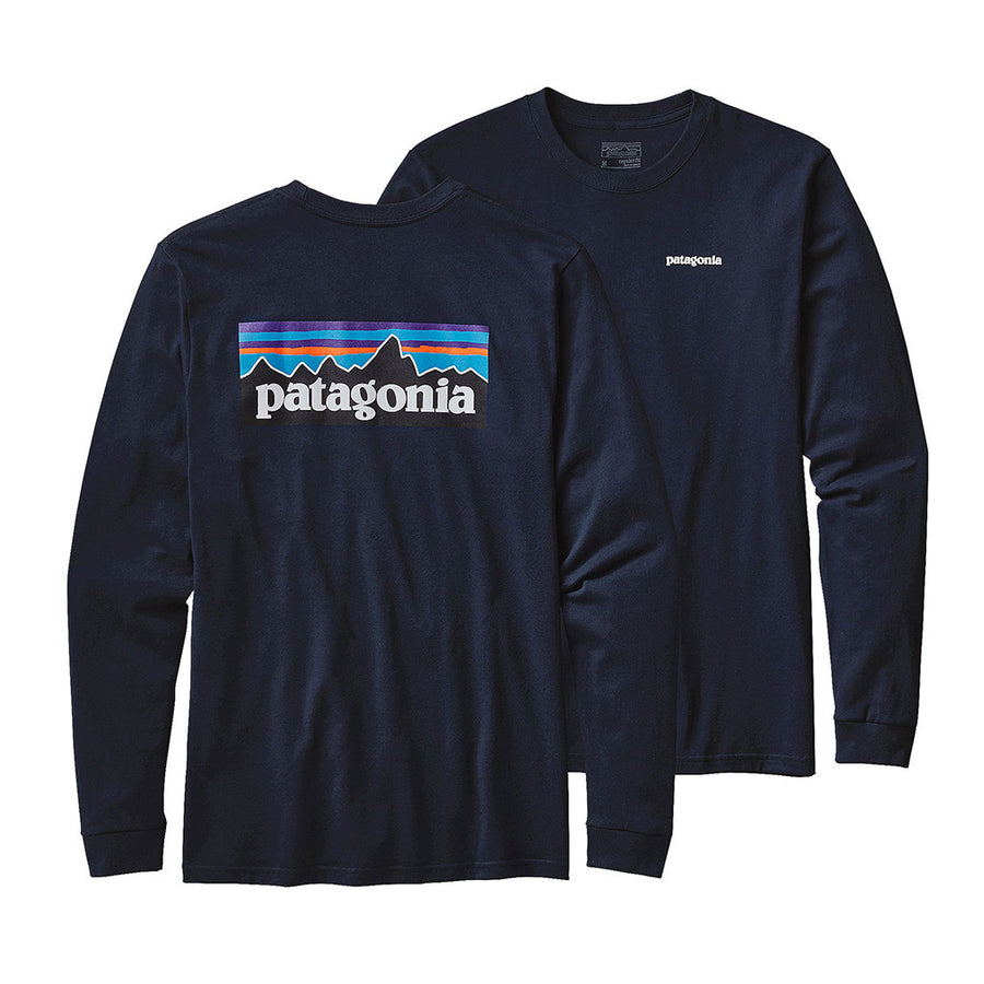 Men's Long Sleeved P-6 Logo T-Shirt - FINAL SALE