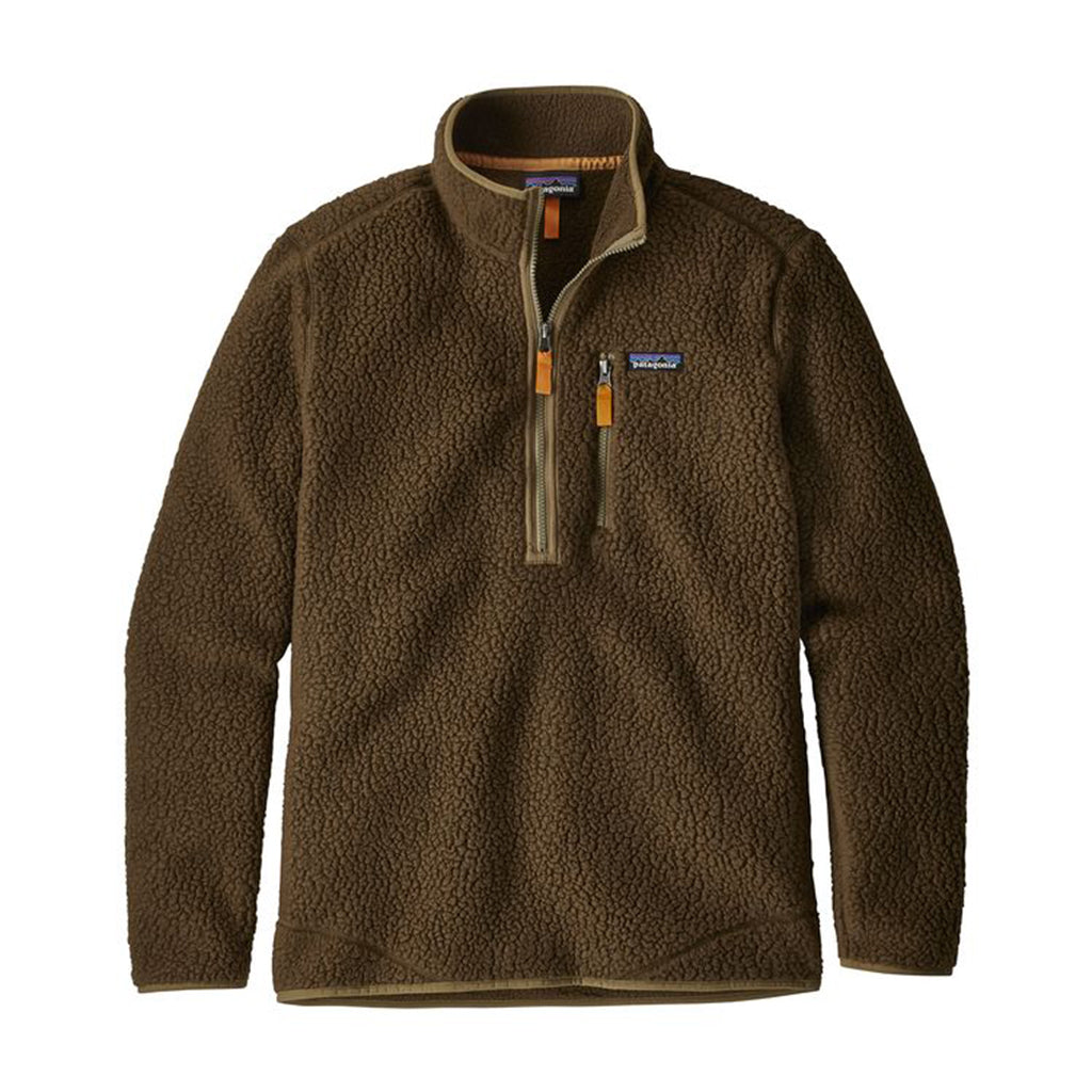 714c8630 Patagonia | Men's Retro Pile Fleece Pullover - Tide and Peak Outfitters