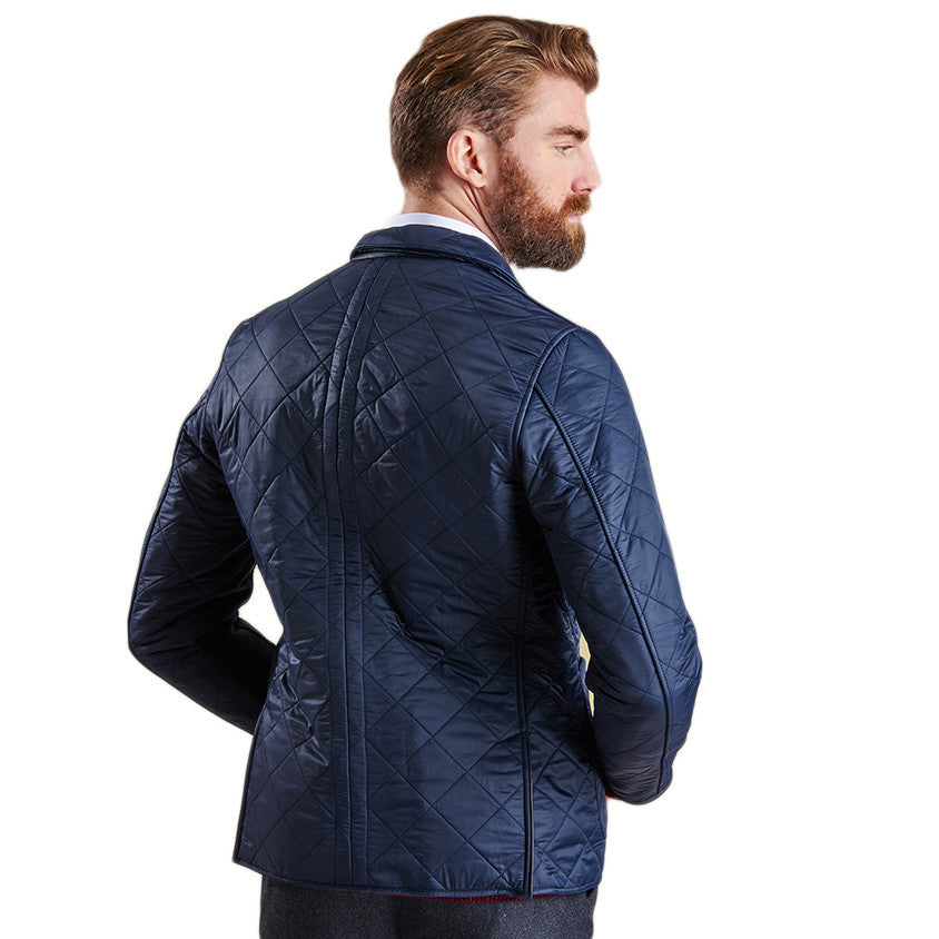 Racer Quilted Jacket | Barbour - Tide and Peak Outfitters : barbour quilted jackets - Adamdwight.com