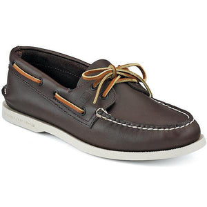 Men's A/O Boat Shoe in Classic Brown 1