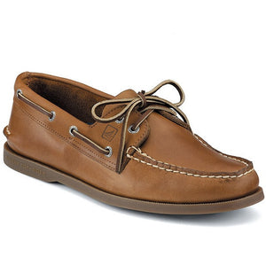 Men's Authentic Original Boat Shoe in Sahara by Sperry  - 1