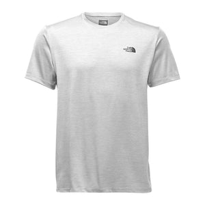 The North Face Men's Hyperlayer FD Short Sleeve Crew in TNF Light Grey Heather