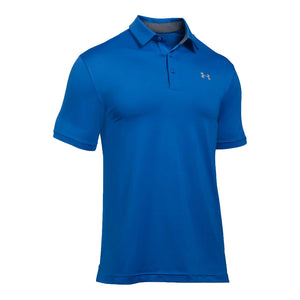 Playoff Polo in Blue Marker by Under Armour - Country Club Prep