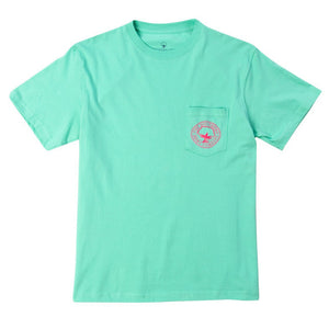 Watercolor Logo Tee Shirt in Florida Keys by The Southern Shirt Co.  - 2