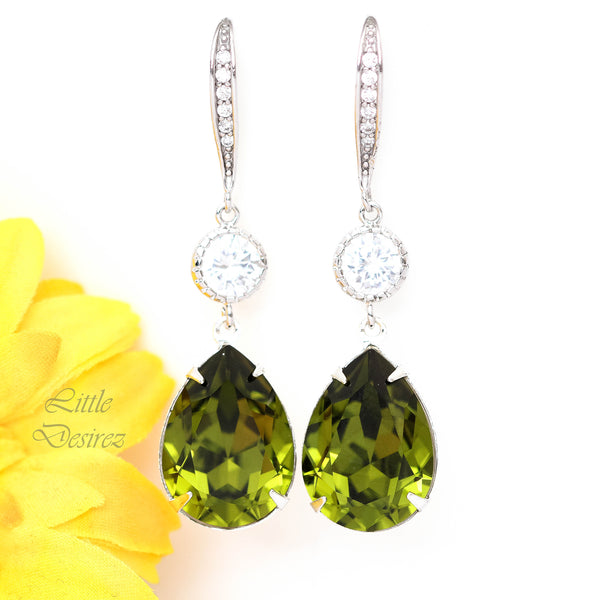 Crystal Bridesmaid Jewelry OG-31