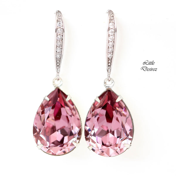 Blush Pink Earrings BP-31