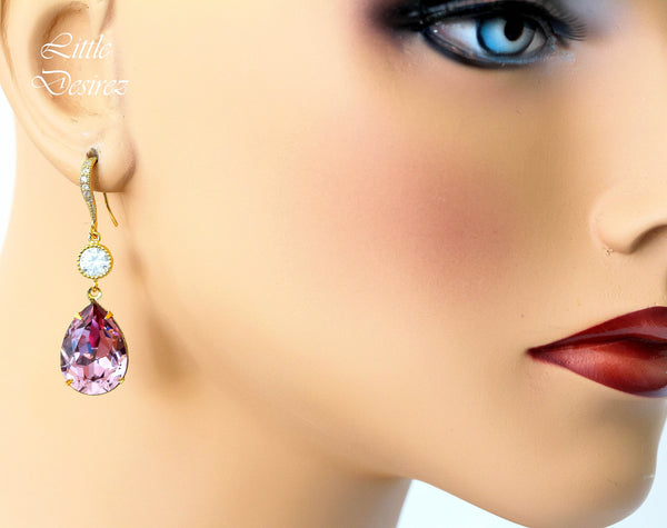 Light Pink Earrings BP-31