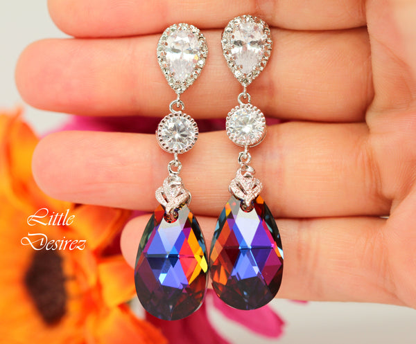 Colorful Jewelry Set Bridesmaid Gift VO-32