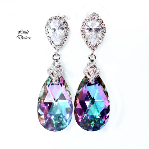 Swarovski Vitrail Light Earrings VL-32