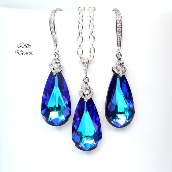 Swarovski Jewelry Set HE-33