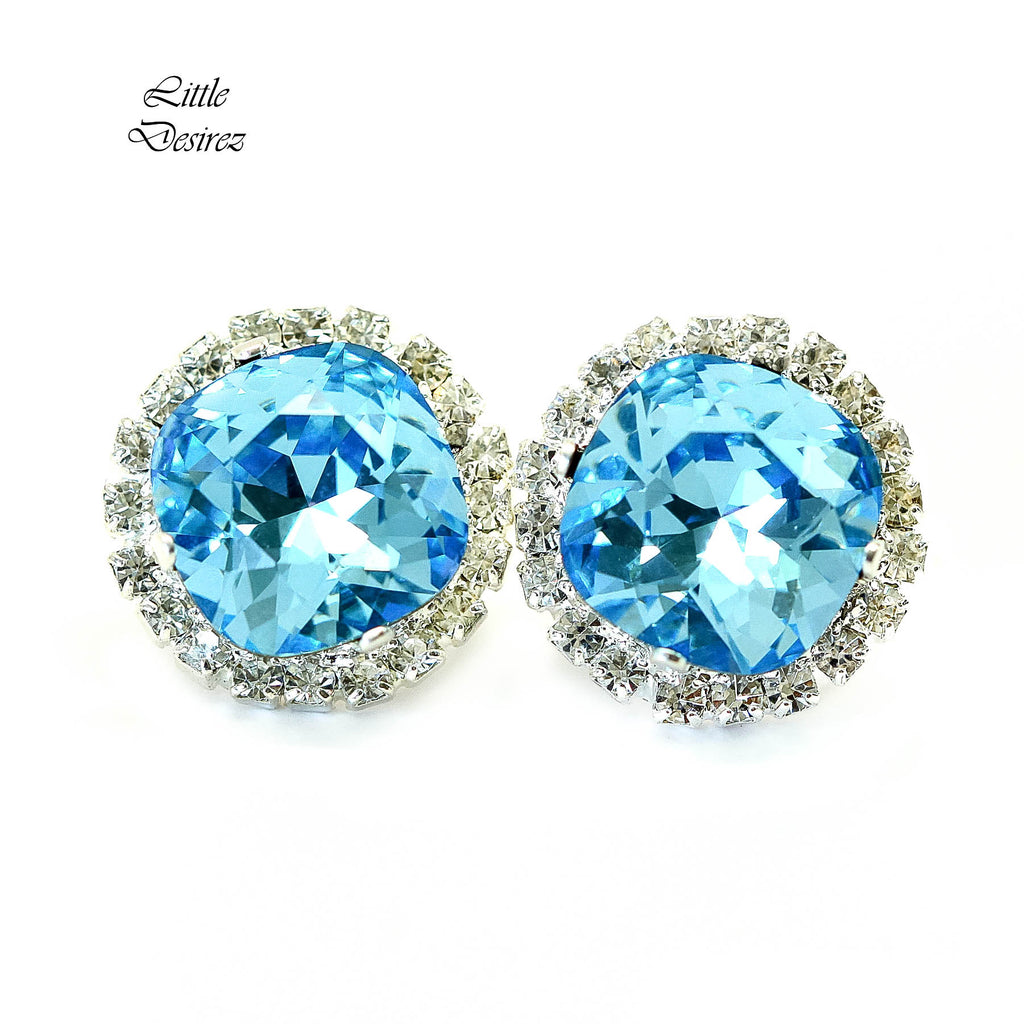Bridal Stud Earrings AQ-50