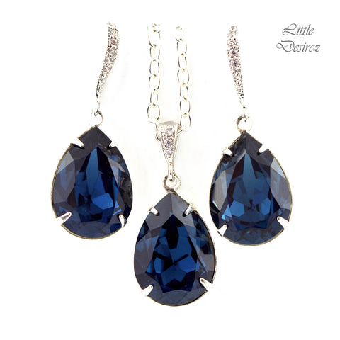 Crystal Jewelry Set MO-31