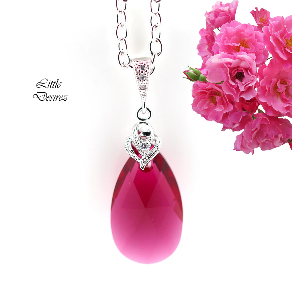 to kaystore lab created en necklace ruby zm with sterling zoom silver kay diamonds hover mv