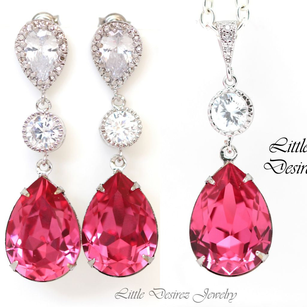 Pink Jewelry Set RP-31