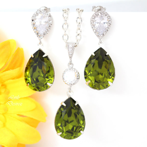 Swarovski Jewelry Set OG-31