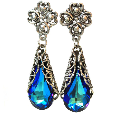 Victorian Filigree Earrings BB-33