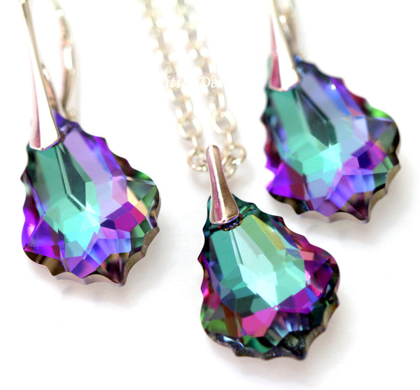 Jewelry Set Swarovski Crystal Jewelry VL-30