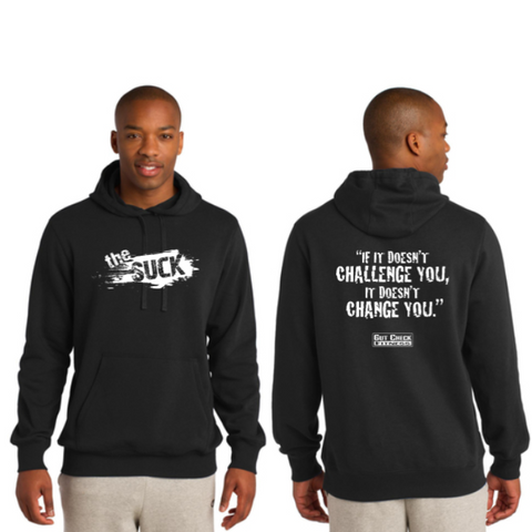The Suck Sport-Tek Unisex Pullover Hooded Sweatshirt Pre-Order