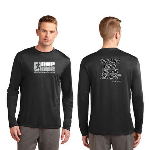 DHP OCR Sport-Tek Adult Competitor Tee Long Sleeves Pre-Order