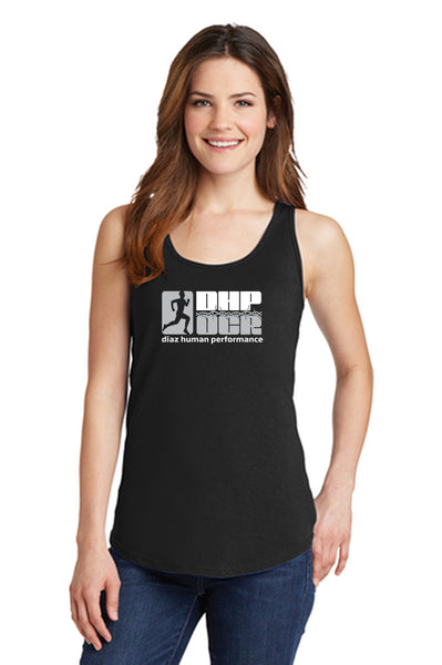 DHP OCR Port & Company Ladies Cotton Tank Top Pre-Order