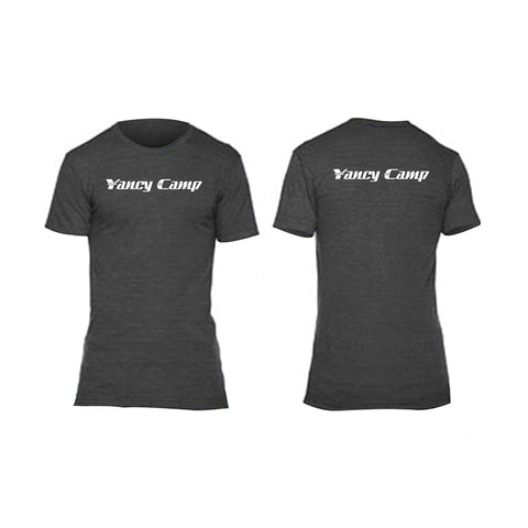 Yancy Camp USA Made Men's Tri-Blend Tee Pre-Order