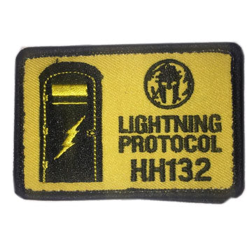 HH132 Tactical Patches
