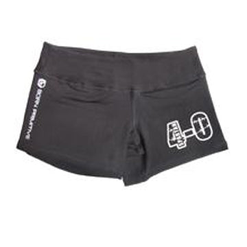 Spartan 4-0 Born Primitive Women's Booty Shorts
