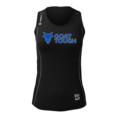 Goat Tough MudGear Women's Performance Racerback Tank Pre-Order