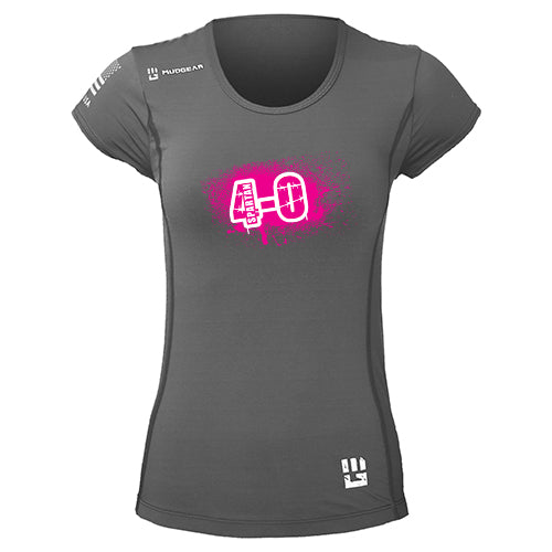 Spartan 4-0 MudGear Women's Performance Short Sleeve Pre-Order