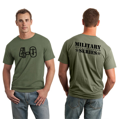 Spartan 4-0 Army Series Gildan Men's Softstyle T-Shirt Pre-Order