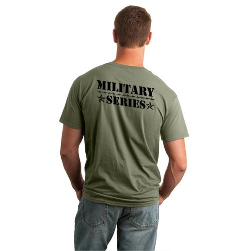 CLEARANCE ITEM - Spartan 4-0 Army Series Gildan Men's Softstyle T-Shirt