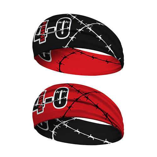 Spartan 4-0 Sleefs Reversible Headbands