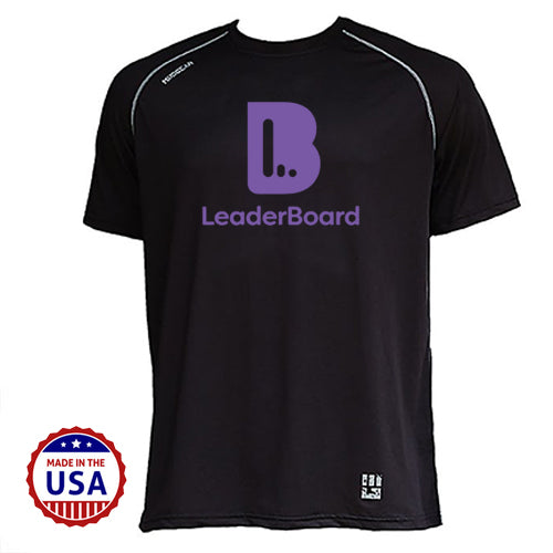LeaderBoard MudGear Men's Loose Tee v3 Short Sleeve Pre-Order