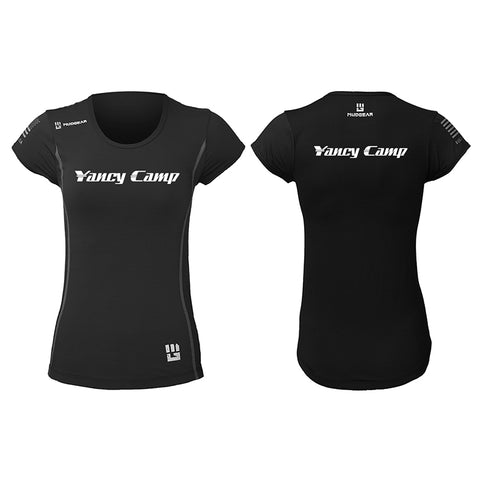 Yancy Camp MudGear Women's Performance Short Sleeve Pre-Order