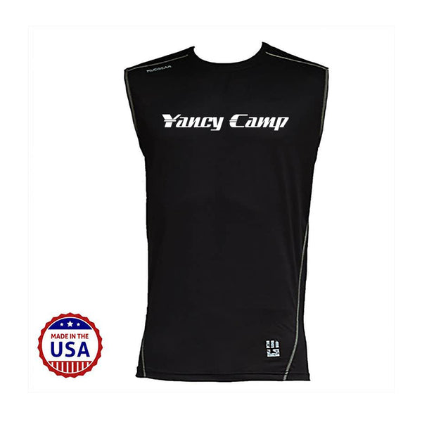 Yancy Camp MudGear Fitted Race Jersey v3 Sleeveless Tee Pre-Order
