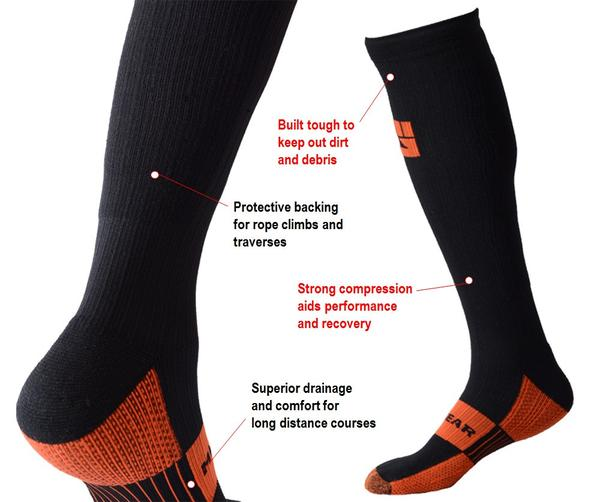 MudGear Compression Socks