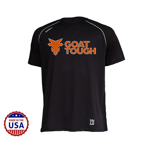 Goat Tough MudGear Loose Tee Short Sleeves Pre-Order