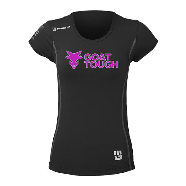 Goat Tough MudGear Women's Performance Short Sleeve Pre-Order