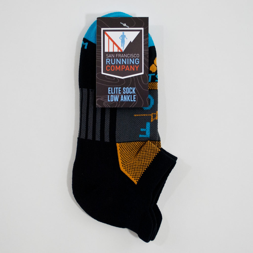 Custom Logo Trail Running Socks
