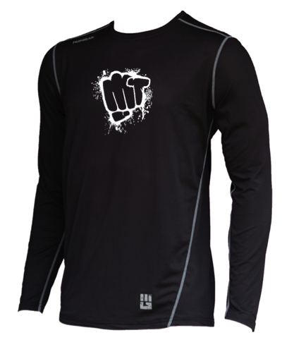 MudMan Training MudGear Fitted Race Jersey v3 Long Sleeve Pre-Order