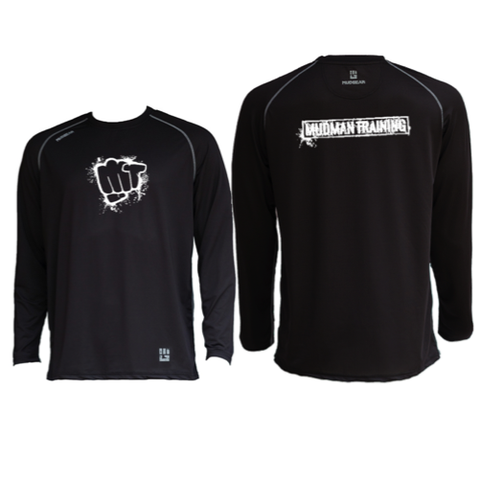 MudMan Training MudGear Loose Tee v3 Long Sleeve Pre-Order