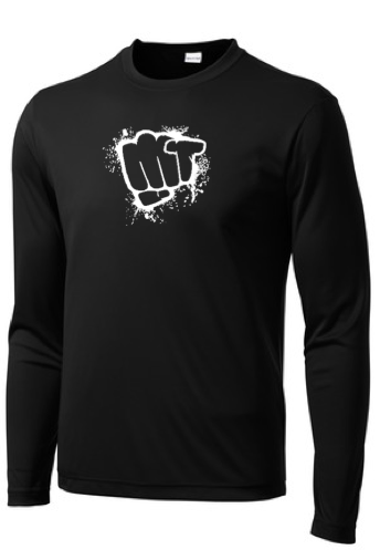 MudMan Training Sport-Tek Adult Competitor Tee Long Sleeve Pre-Order