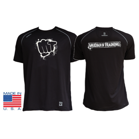 MudMan Training MudGear Loose Tee v3 Short Sleeve Shirt Pre-Order