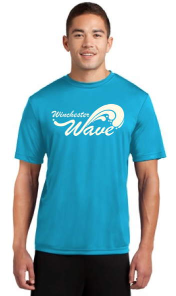 Winchester Wave - Men's Sport-Tek Competitor Tee Pre-Order