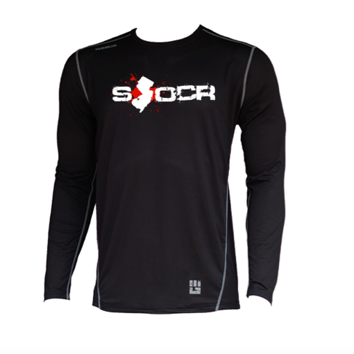 South Jersey OCR v2.0 - MudGear Fitted Race Jersey v2 Long Sleeve Pre-Order