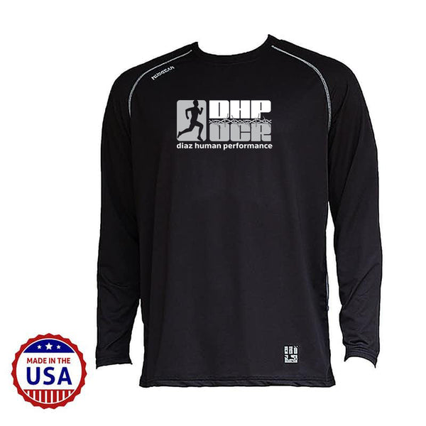 DHP OCR MudGear Loose Tee Long Sleeves Pre-Order