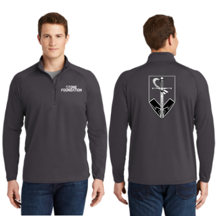 Stone Foundation Sport-Tek Men's 1/2 Zip Pullover Pre-Order